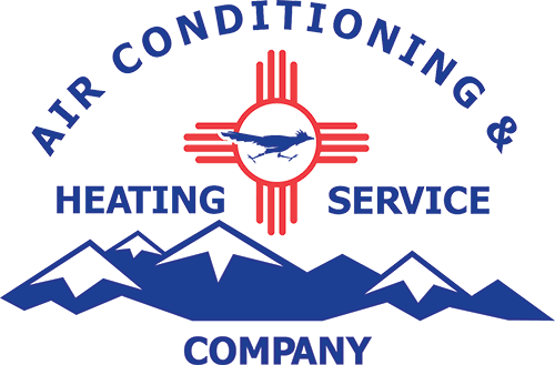 Air Conditioning & Heating Service Company Logo